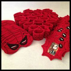 Pin by Elena on Rony Pinterest Spiderman DIY party and Birthday