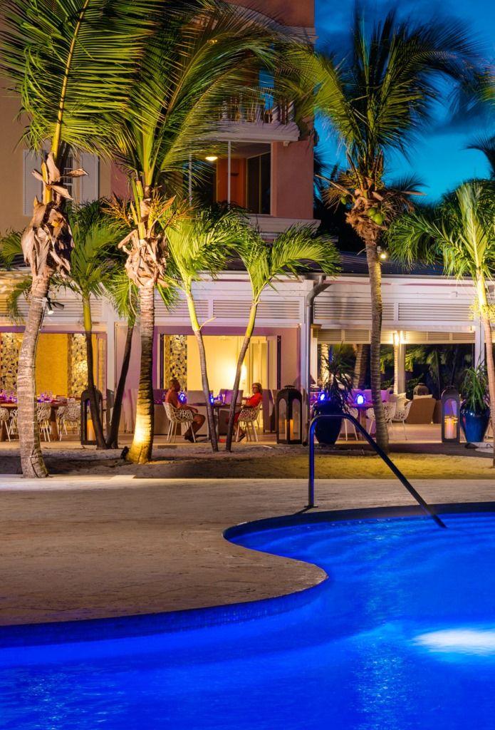Fire & Ice Restaurant At Blue Haven Resort, Turks & Caicos