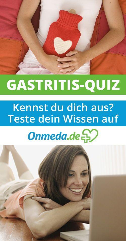 Gastritis-Quiz (mit Bildern) | Magenschleimhautentzündung ...