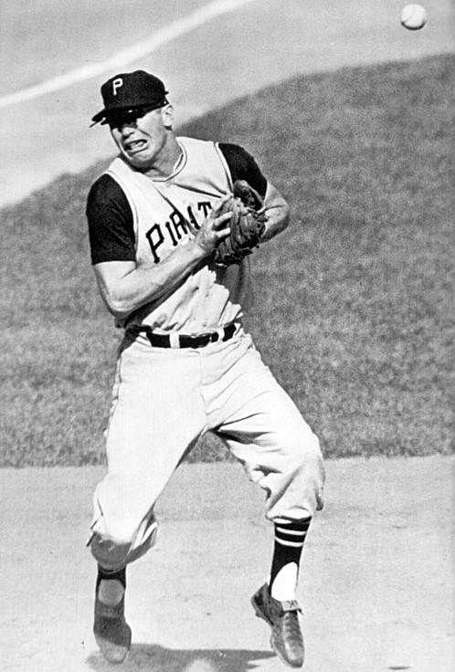 Third baseman Don Hoak | Pittsburgh pirates baseball, Pittsburgh sports,  Forbes field