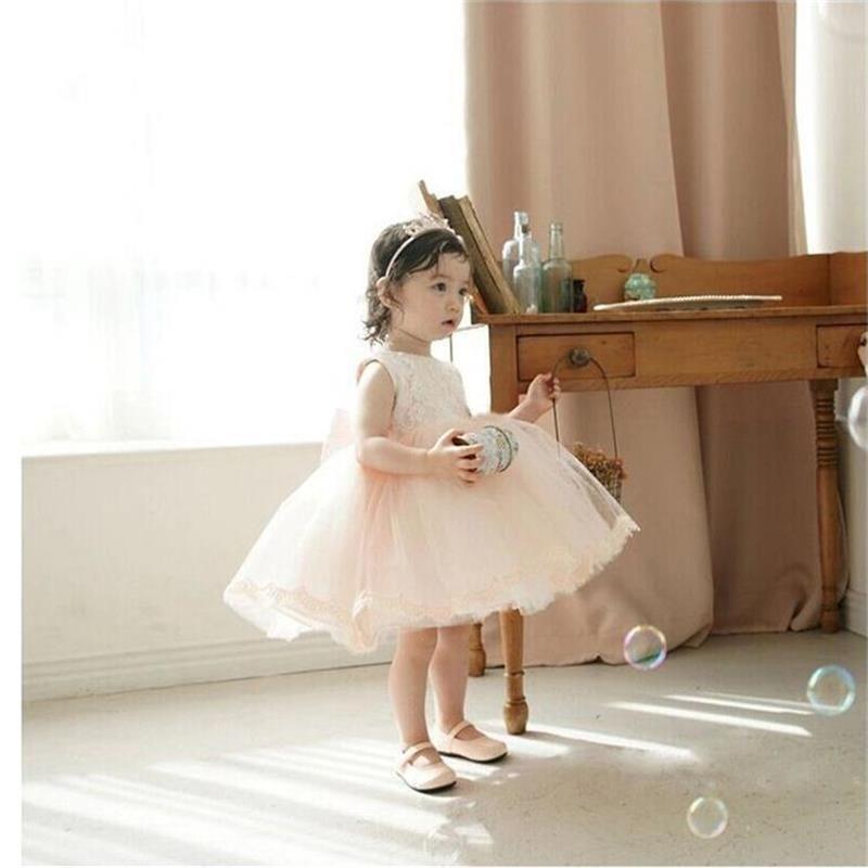 9b70692569 Girls Dress For Girl Wedding Party Infant Summer Dress Toddler Baby Dr -  FirstLook