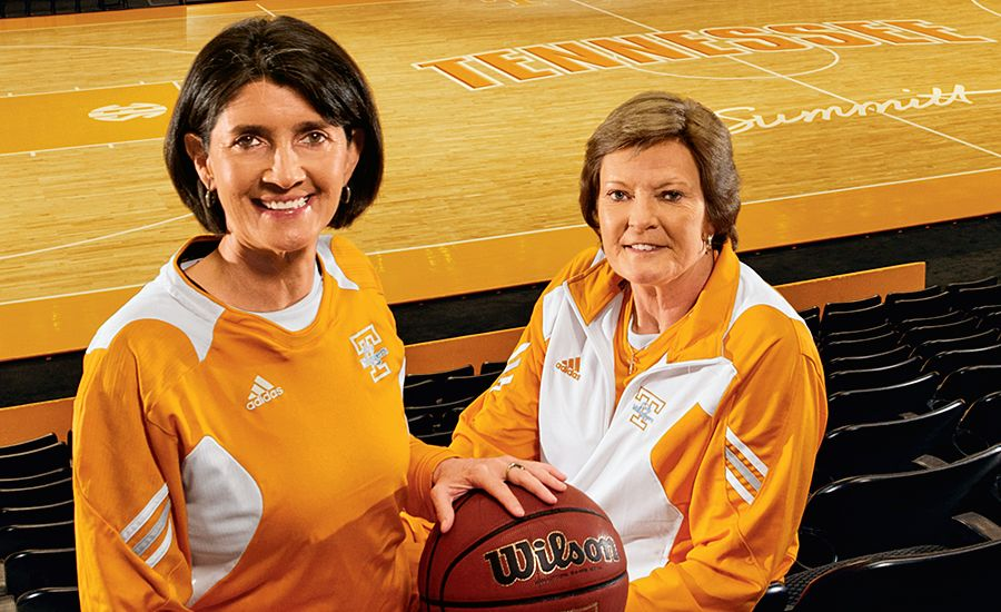 Pat Summitt Coaching with Faith, Courage and Commitment