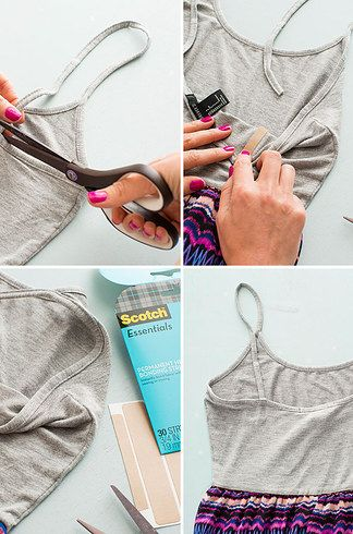 """Here's What Happened When I Tried 6 """"Easy"""" Clothes DIYs For Short People"""