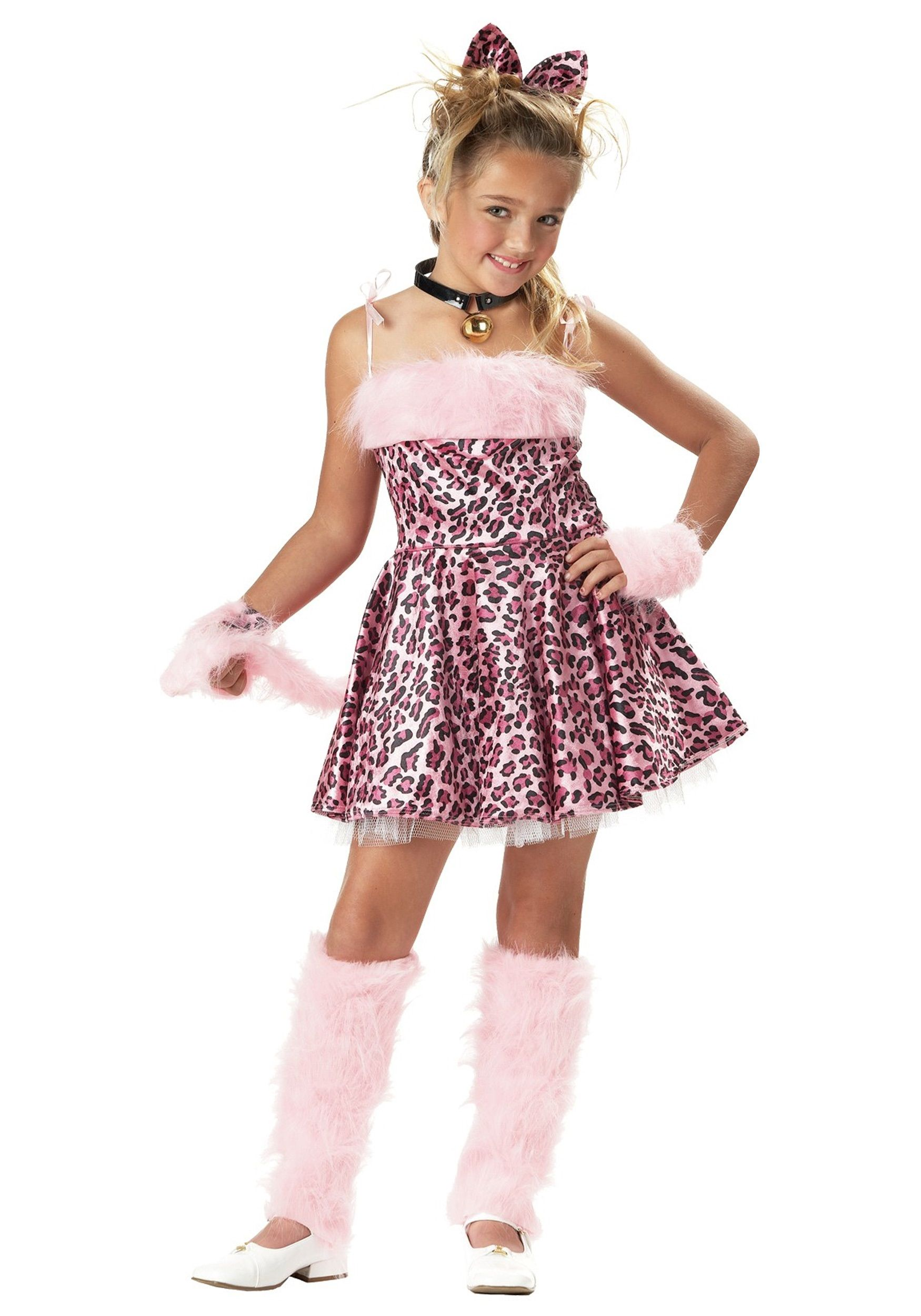 sassy cat costume | lily | Pinterest | Cheetah costume, Animal ...