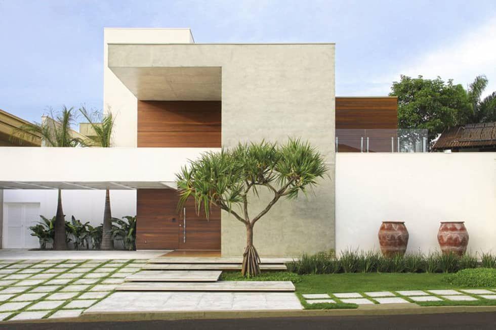 Residencia ravelli condominio debora cristina casas por for Fachadas de casas modernas en italia