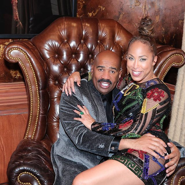 33 Times Steve and Marjorie Harvey's Love Was Picture
