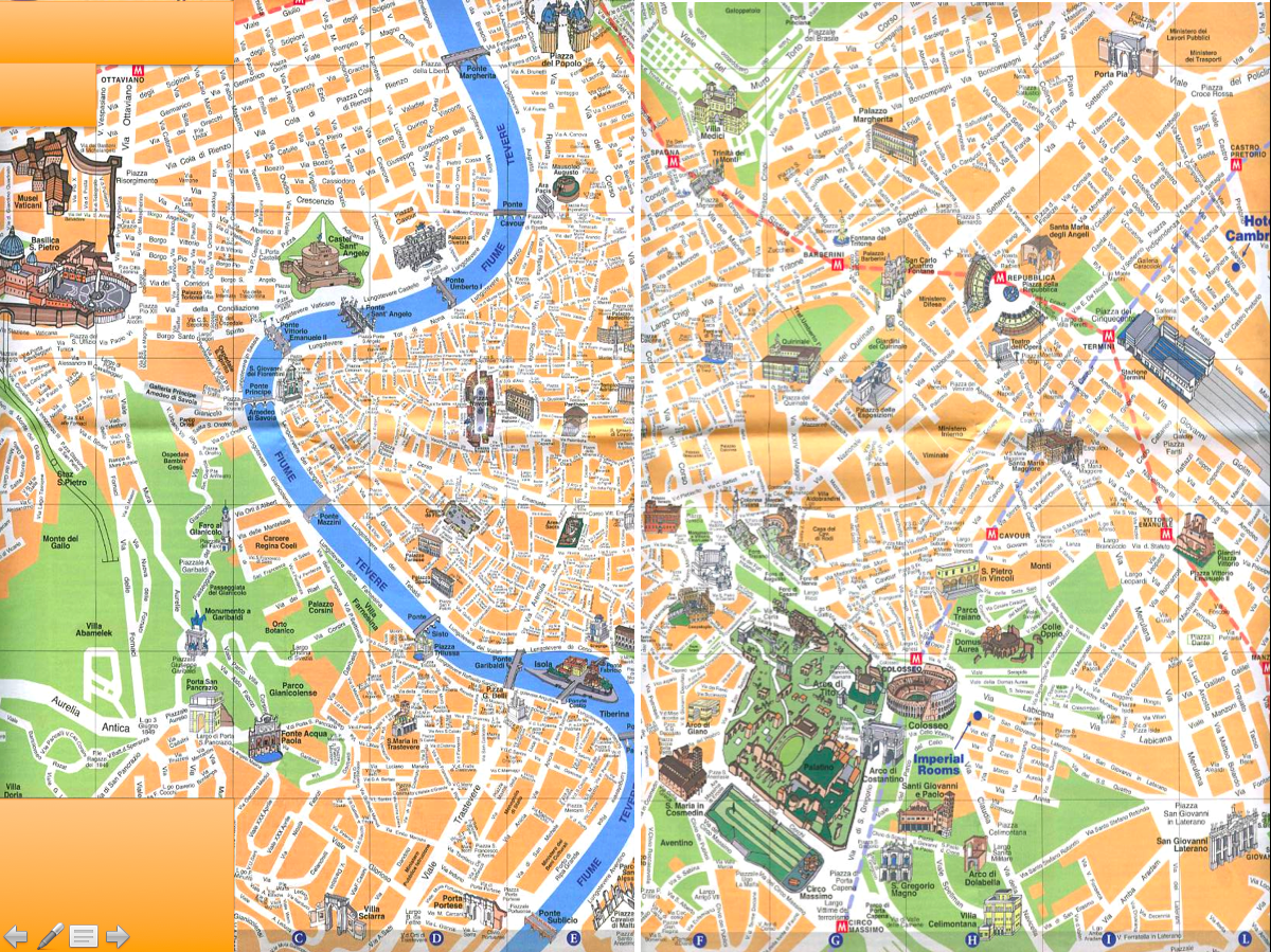 Rome Map Google Da Ara Rome Transportation Pinterest Rome