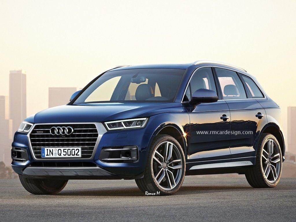 Next Gen 2016 Audi Q5 Imagined Rendering Audi Audi Q5 Price