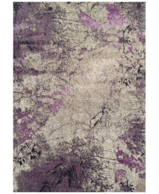 Dalyn Modern Abstracts Terrene Orchid 7 10 X Area Rug