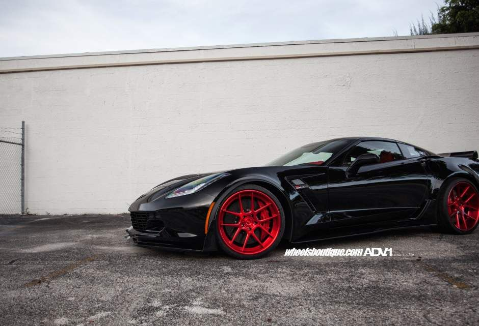 Adv 1 Wheels Media Gallery Chevy Corvette Z06 Chevrolet