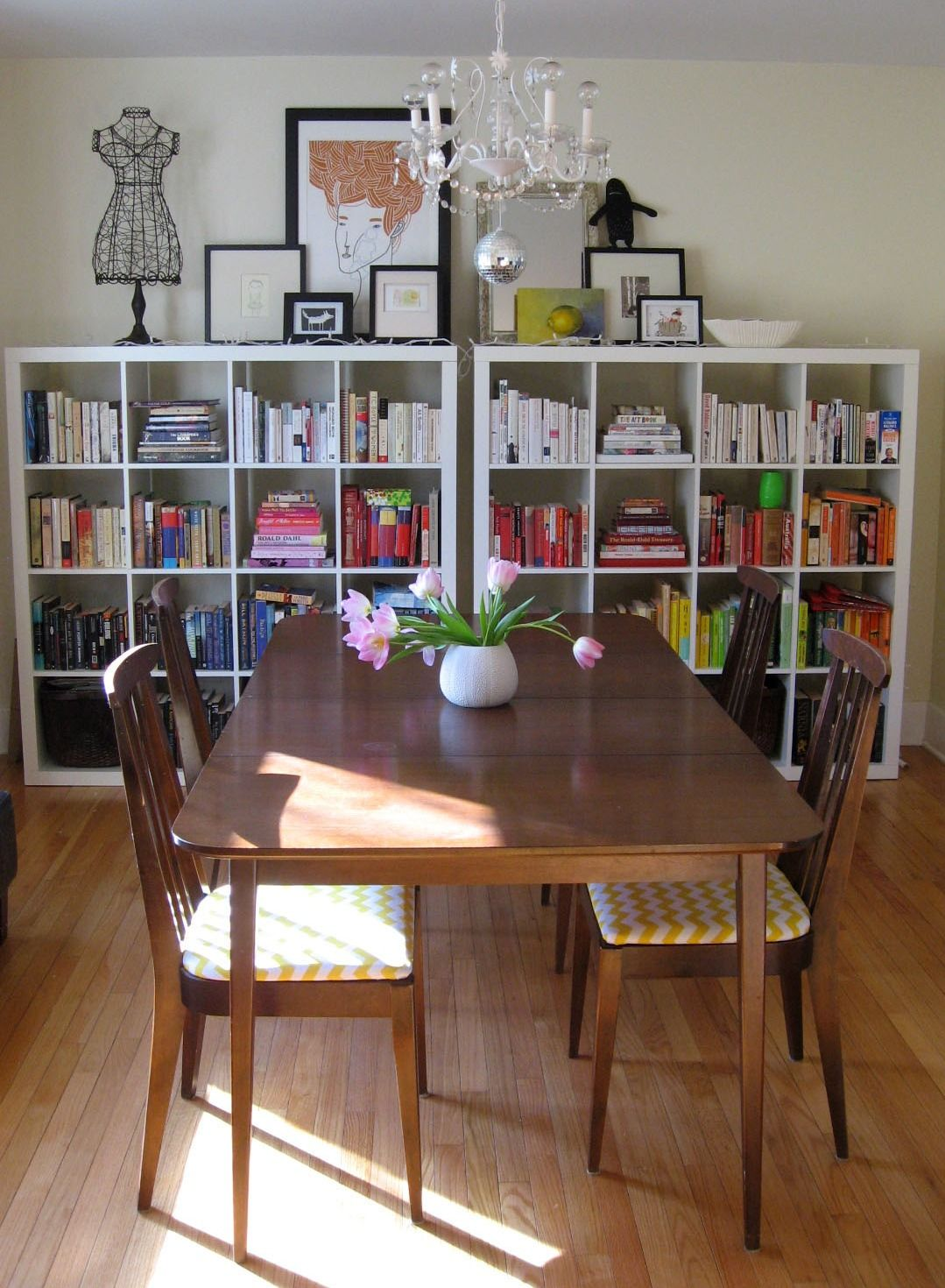 Dining Room Library Ideas: Home Library Design, Formal