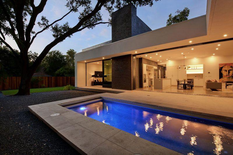 Main Stay House In Austin Texas Designed By Matt Fajkus