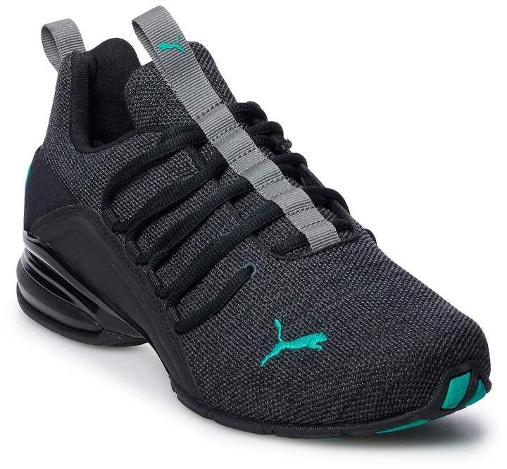 PUMA Axelion Men's Sneakers in 2021 | Mens puma shoes, Puma shoes ...