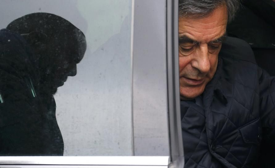 #world #news  Fillon says staying in French presidential race come what may