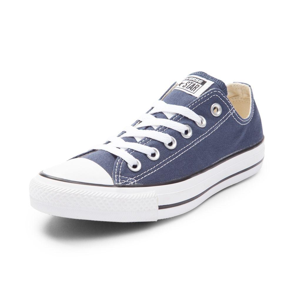 26e34a80a3e7 Converse Chuck Taylor All Star Lo Sneaker - Navy - 398839