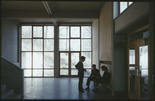 max bill hochschule f r gestaltung ulm 1954 interiors pinterest max bill ulm and. Black Bedroom Furniture Sets. Home Design Ideas
