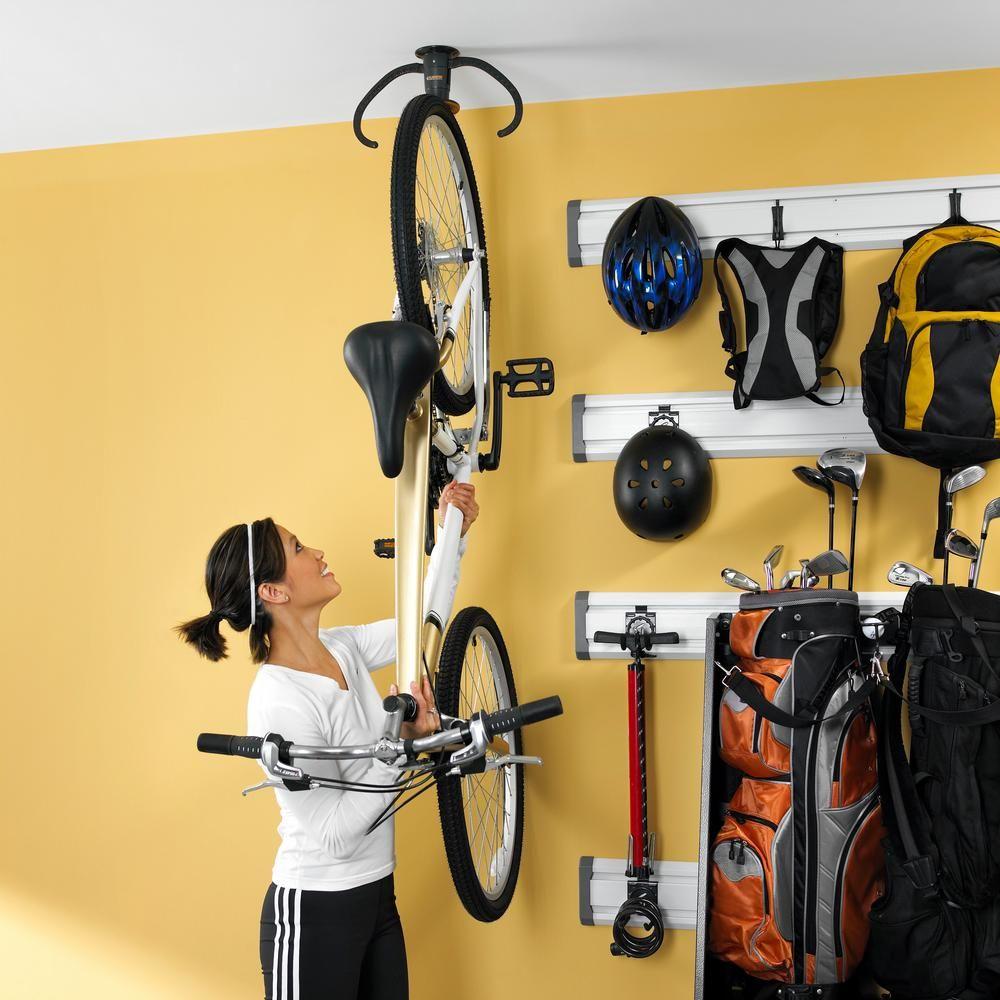 Gladiator Advanced Ceiling Mount Claw Bike Hook In 2020 Bike