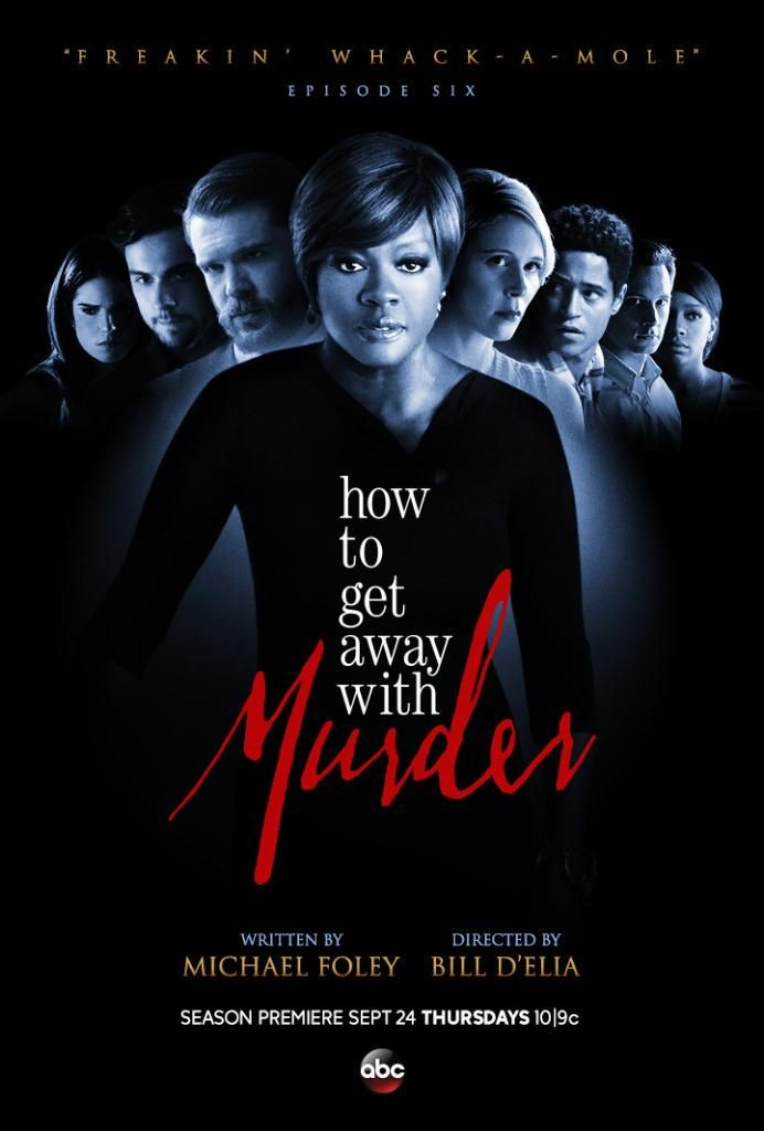 Murder Saison 2 Streaming : murder, saison, streaming, Murder/Jack, Falahee