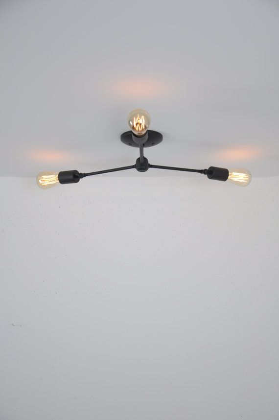 modern ceiling led semi ceilings of what lights medium mount rectangular light lowes lighting fixtures size flush surface kitchen is mounted