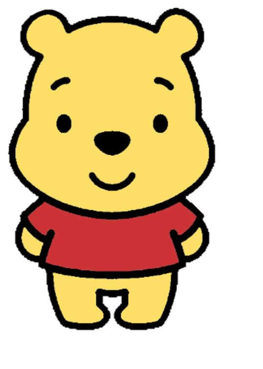 Winnie The Pooh With Images Easy Disney Drawings Disney