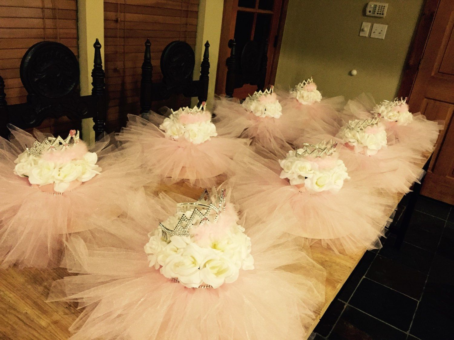 Sweet 16, Centerpieces, Party Ideas, Tutu Baby Showers, Unisex Baby Shower,  Princess, Dress, Creative Decor, Girl Birthday