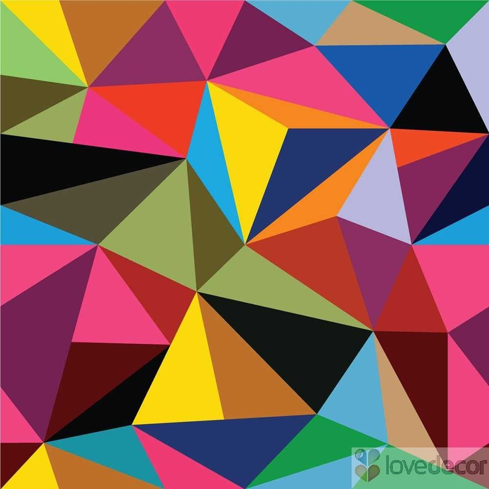 Colourful geometric patterns google search love Geometric patterns