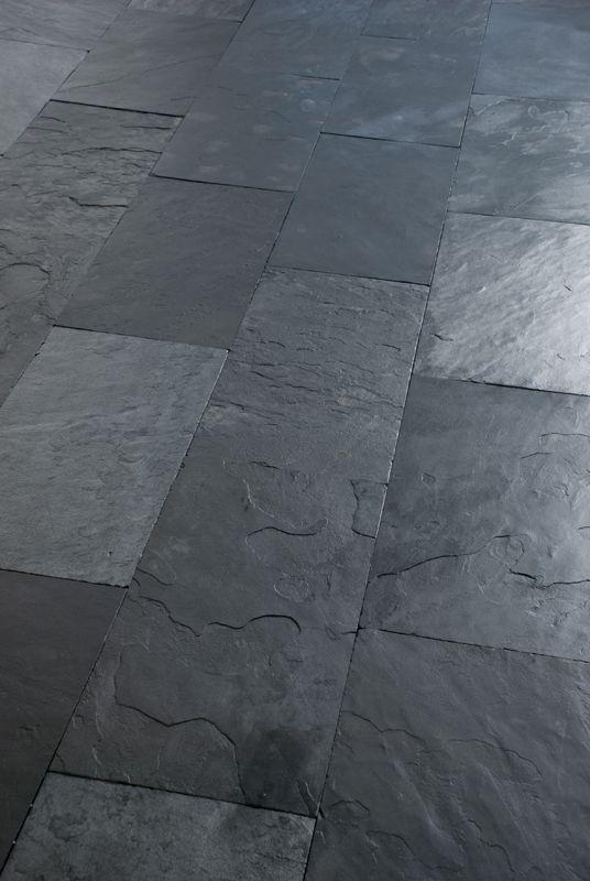 Silver Blue Thorntree Slate Slate Flooring Flooring Slate Tile Floor