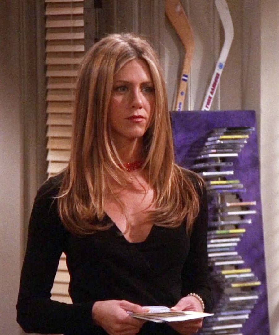 Jennifer Aniston Rachel Green Beauty Pinterest Rachel Green