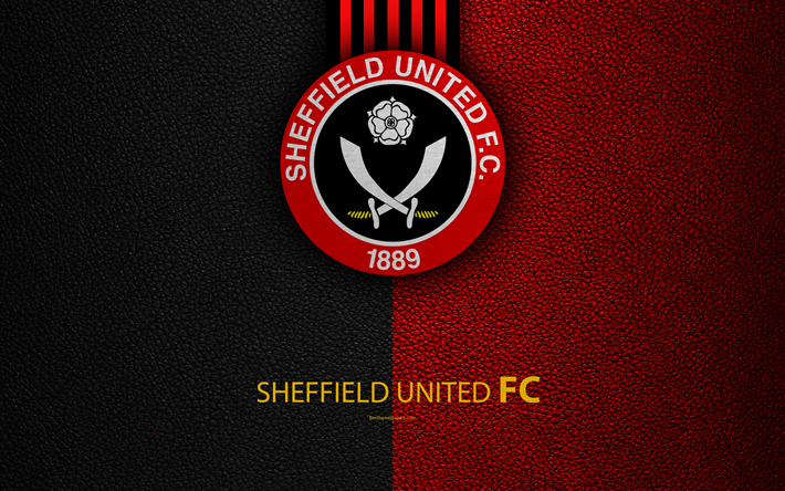 Download Wallpapers Sheffield United FC, 4K, English