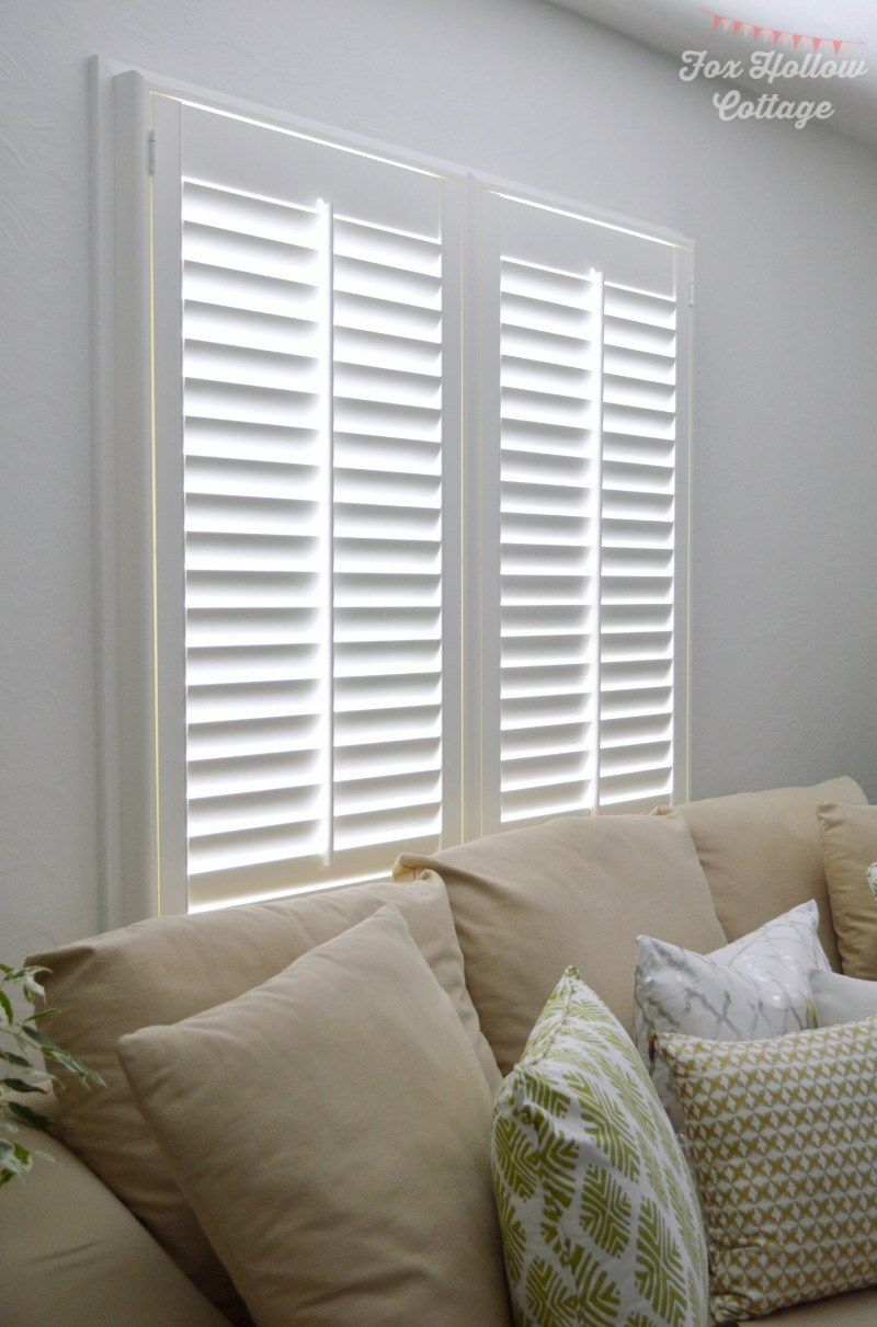 The Big Reveal: Oregon Cottage Makeover with Plantation Shutters ...