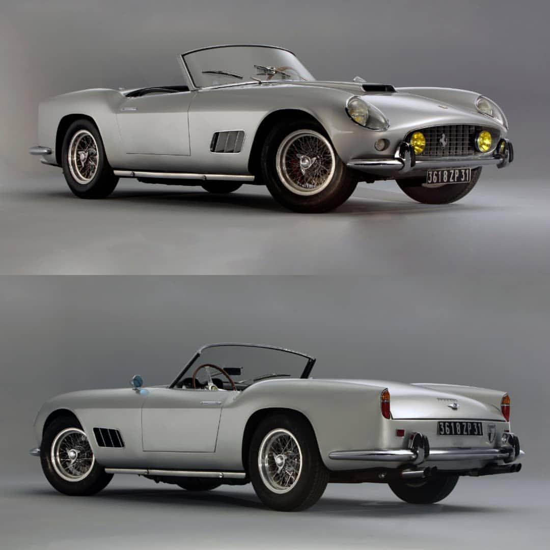Ferrari 4x4: 1959 Ferrari 250 GT LWB California Competizione Scaglietti