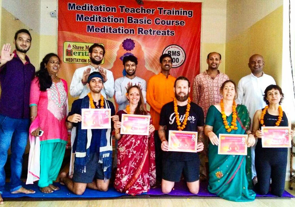 Meditation Teacher Training School In Rishikesh India 300 Hour
