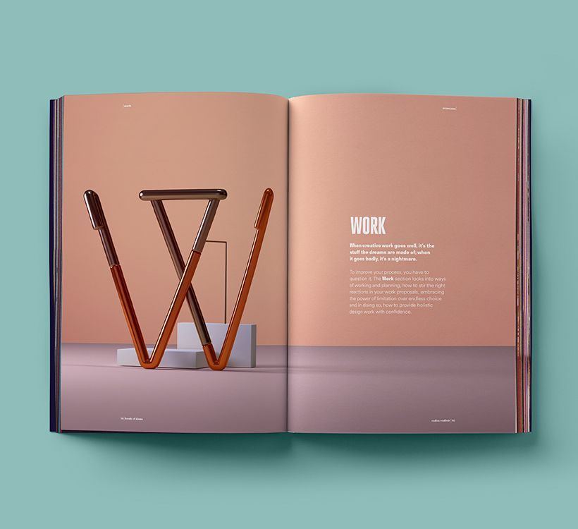 Book Of Ideas Vol 2 Graphic Design Journal By Radim