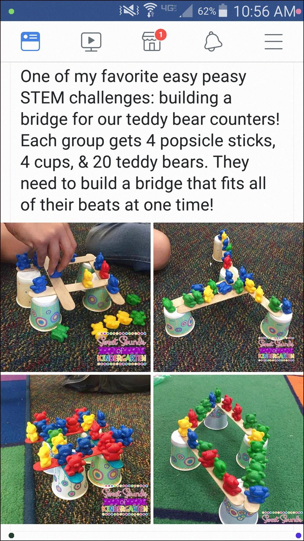 Could Also Do This With My Frog Counters In 2020 Kindergarten