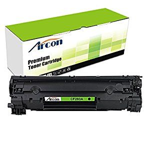 Arcon 1pk 1 500 Pages Compatible Toner Cartridge Replacement For Hp 83a Cf283a Ce283 Used For Hp Laserjet Pro Mfp M127 M1 Toner Cartridge Printer Toner Toner