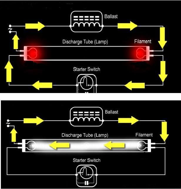 Fluorescent Lamp #Electrical