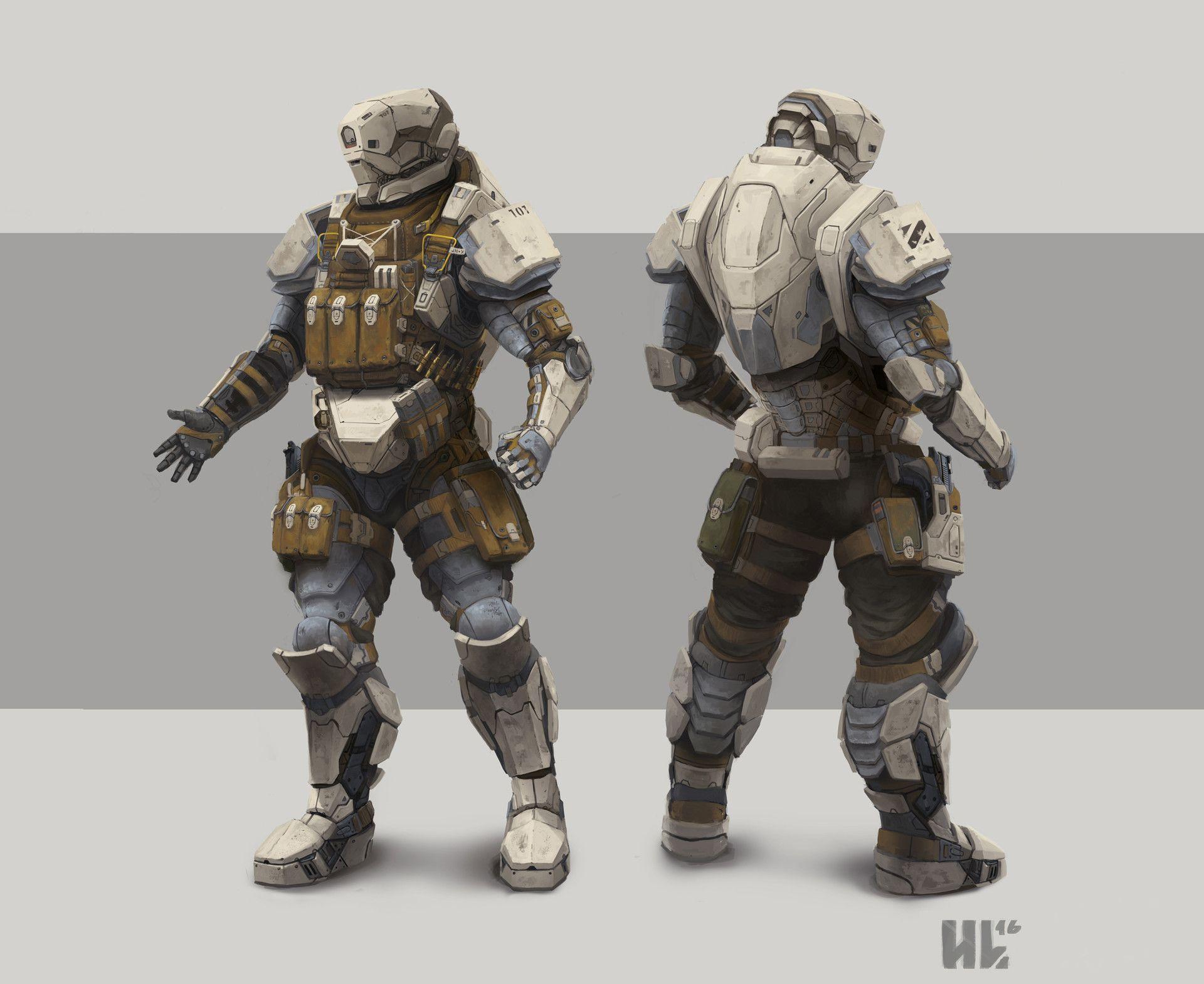 Future Soldier Concept Laszlo Hackl Future Soldier Sci Fi Concept Art Armor Concept