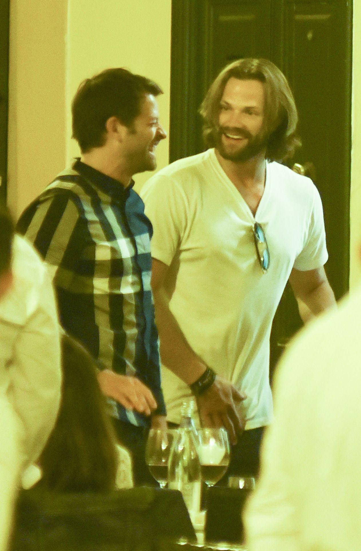 Jared & Misha
