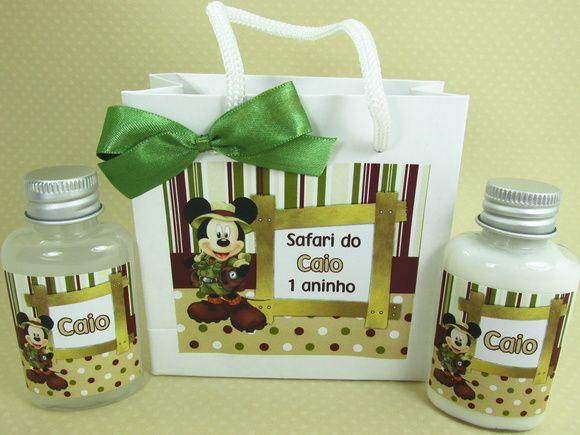Kit Mickey Safari!