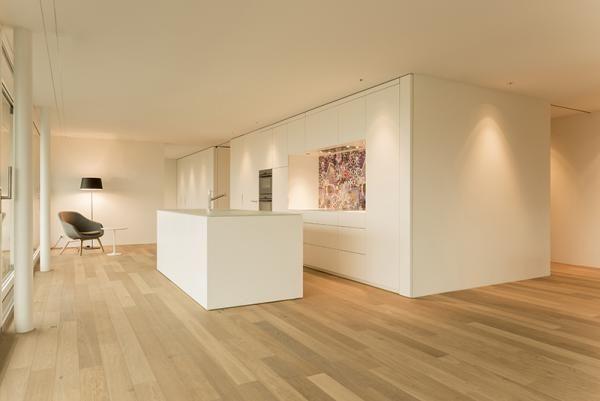 project: neubau attika-wohnung - objekt 13 innenarchitektur, Innenarchitektur ideen