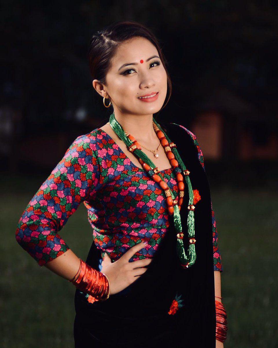 Nepali Heroine on