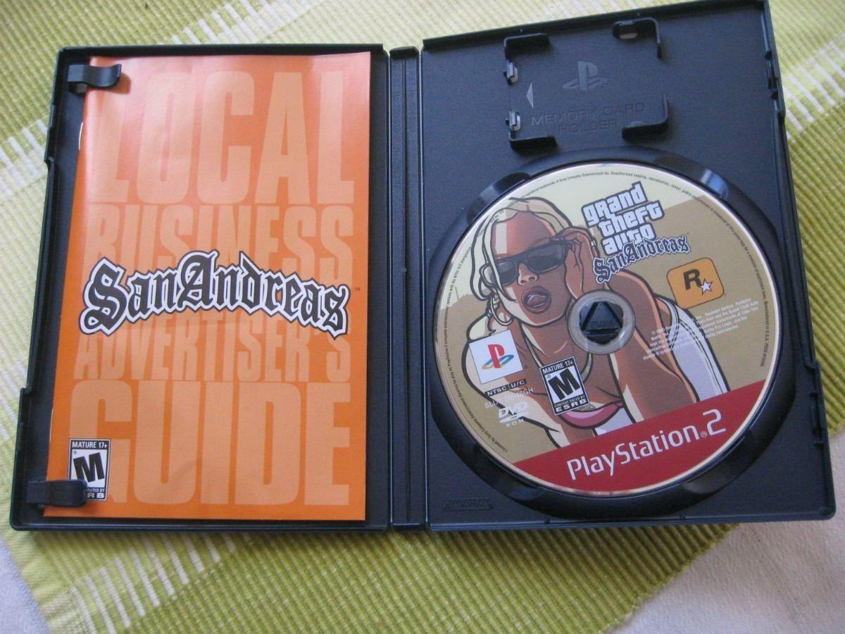 Juego de PS2 en DVD(La consola también reproduce los CD de Playstation 1)