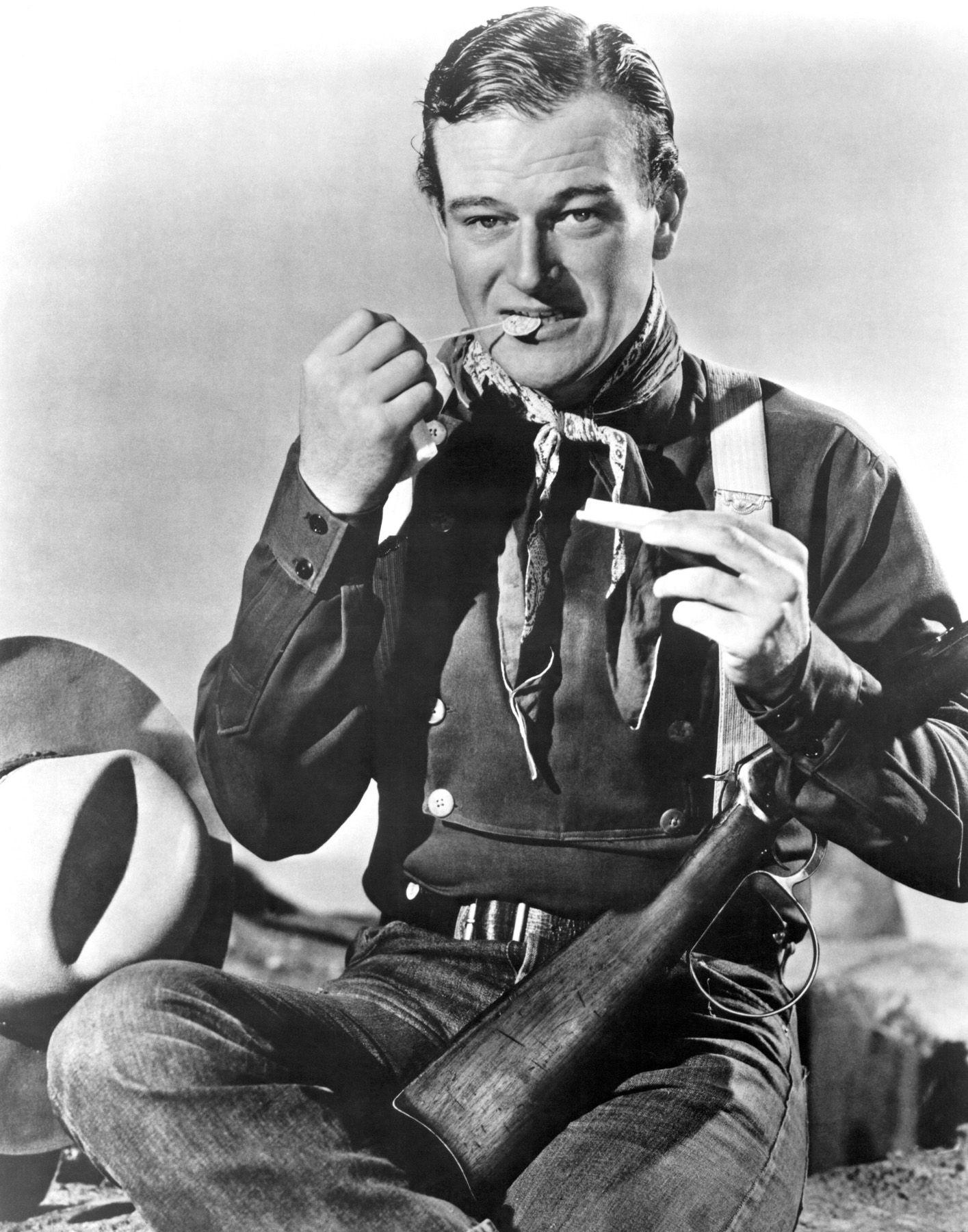 26 mai 1907 : naissance de John Wayne.