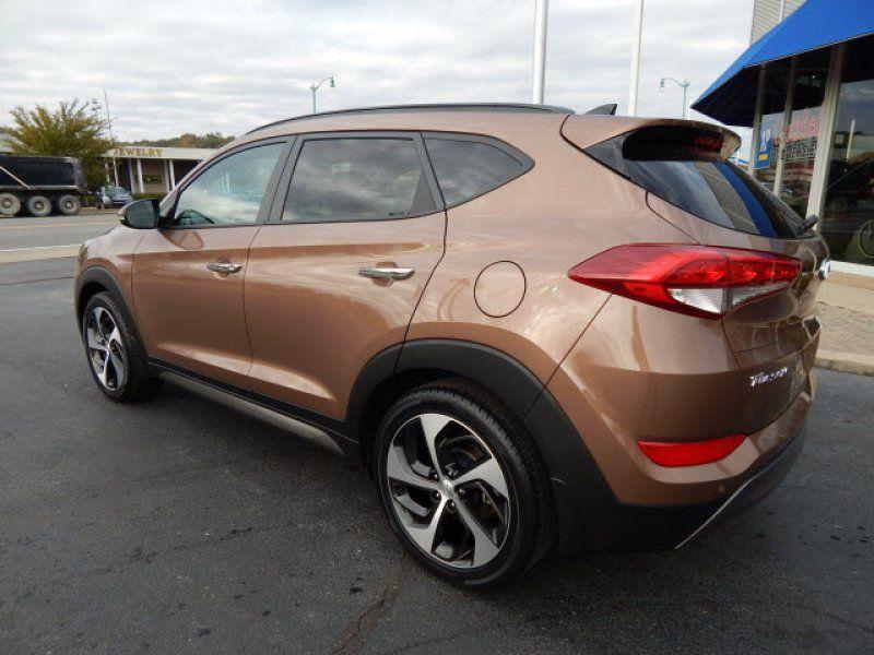 Used 2016 Hyundai Tucson in Clarksville, TN 498685755