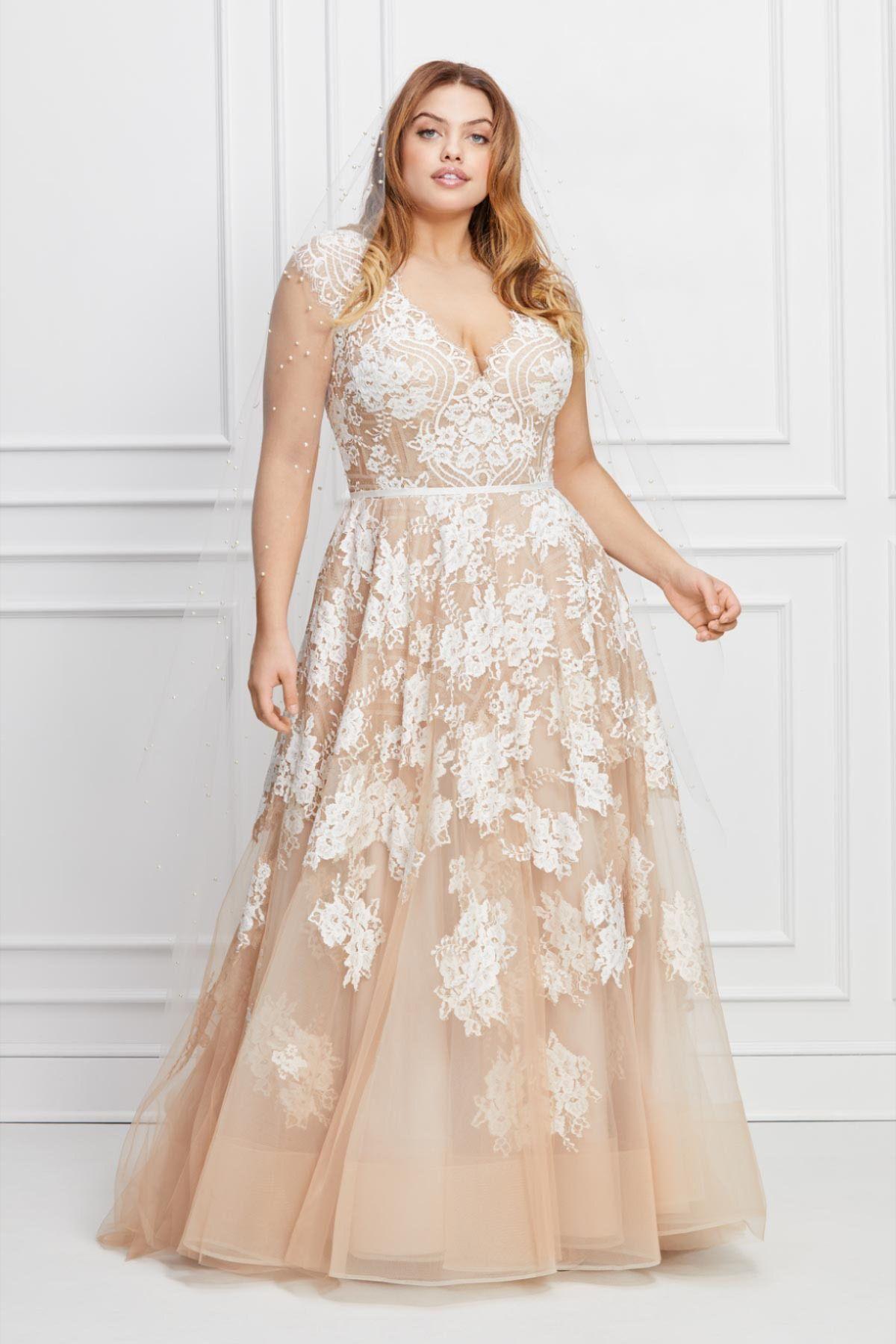 Watters Aella Plus Size Wedding Gowns Dresses Wedding Dresses Plus Size