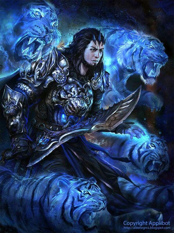 Warrior And Ghosts Fantasy Art Art Fantasy Artwork