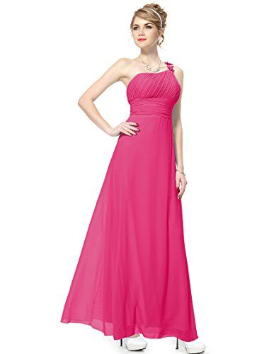 HE09596HP06, Hot Pink, 4US, Ever Pretty Formal Dresses For Women ...