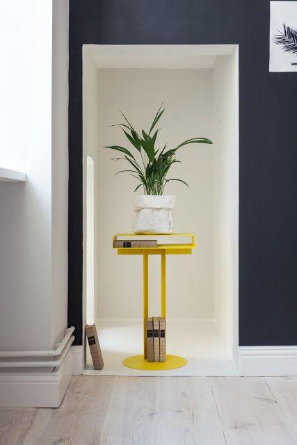Una vivienda pequeña cargada de inspiración   #decoración #hogar #home #decor #estilonórdico www.hogardiez.com.es