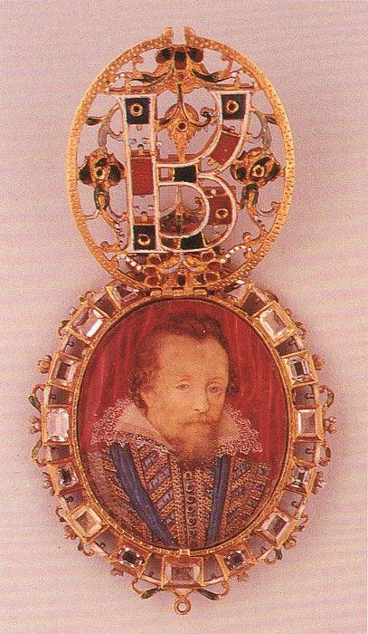 James VI Doublet trim