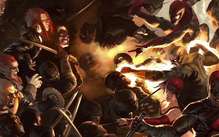 Descargar fondos de pantalla avengers infinity war 4k - Descargar infinity war ...